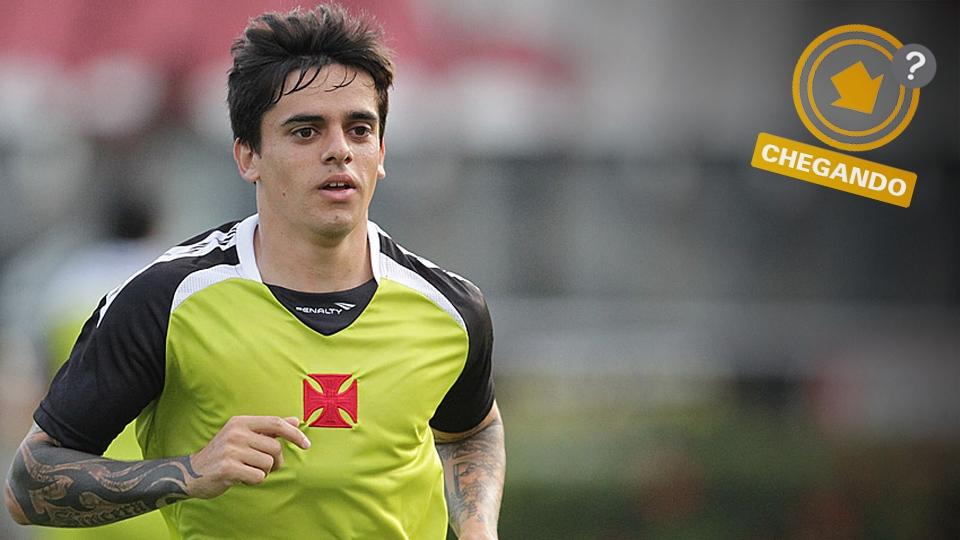 Fágner não foi tão bem no retorno ao Vasco. Lateral é especulado para reforçar o Flamengo em 2014