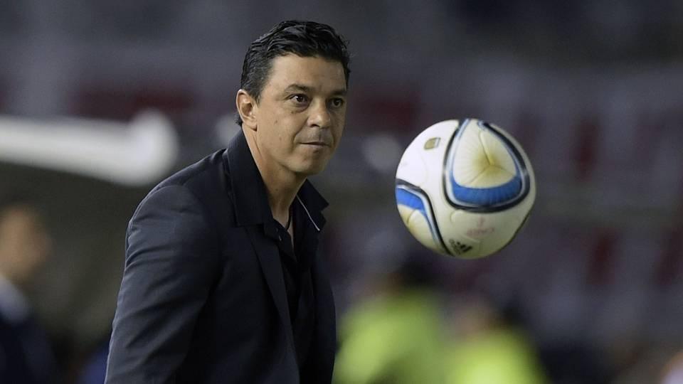Marcelo Gallardo-River Plate: Ex-meia de River, Monaco e PSG, estreou como técnico no Nacional e, neste ano, voltou para casa