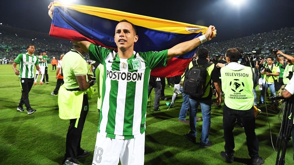 FASE DE GRUPOS: Atlético Nacional, Colômbia - campeão da Libertadores