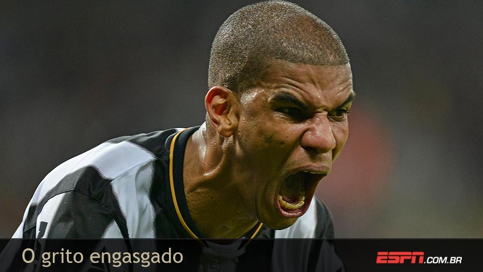 O grito engasgado de Leonardo Silva ao fazer 2 a 0 foi o que o Atlético precisava para levar a final para os pênaltis e soltar outro grito: de campeão