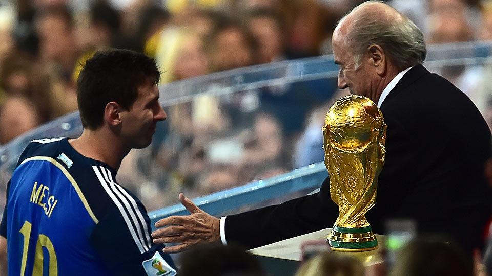 messi bola de ouro copa-2014