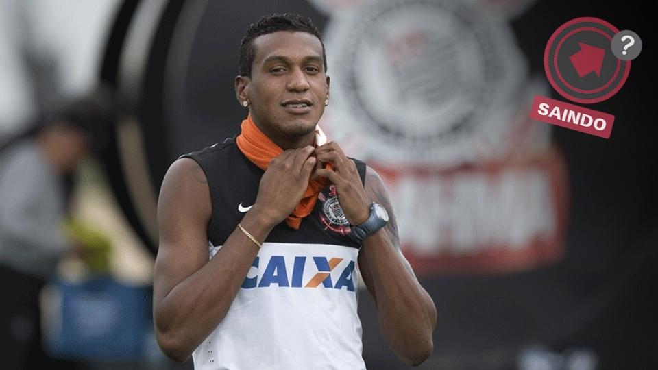Edenilson deve sair do Corinthians. O volante/lateral tem o Napoli como o principal interessado