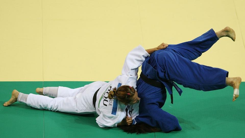 E no judô, a japonesa Ryoko Tani, considera a melhor de todos os tempos, perdeu na semifinal da Olimpíada de 2008 para romena Alexandra Dumitru