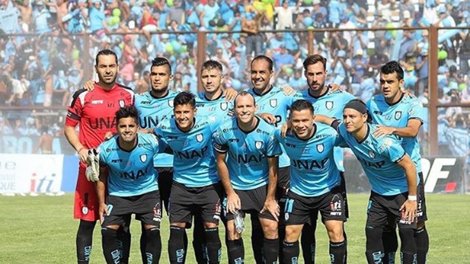 FASE DE GRUPOS: Deportes Iquique, Chile - vice-campeão do Apertura chileno