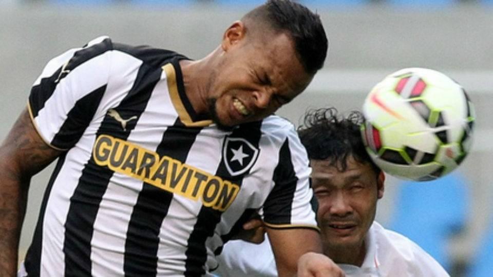 11º - Botafogo: 3,8%