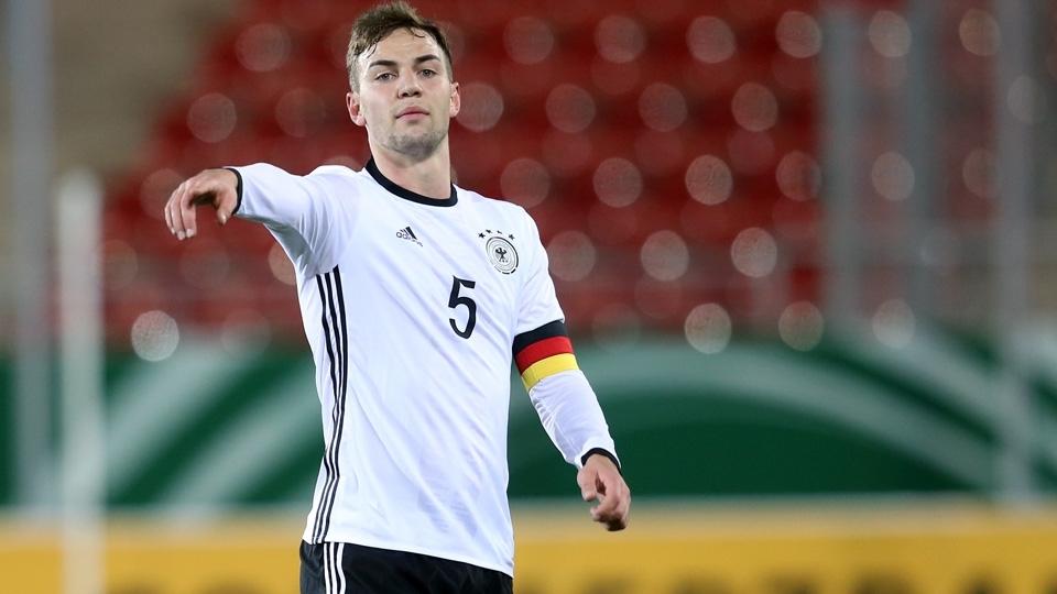 O zagueiro Benedikt Gimber foi emprestado ao Sandhausen e está cedido desde janeiro ao Karlsruher (2ª divisão) e voltará ao Hoffenheim no meio de 2018