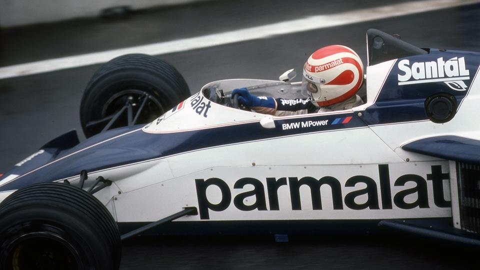 Nelson Piquet (pai), 3 títulos, 23 vitórias, 24 poles