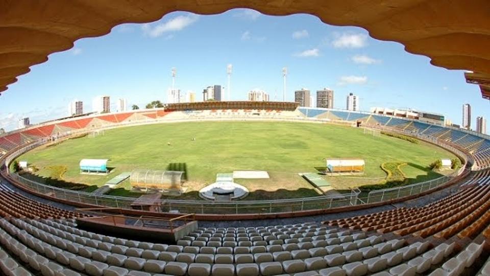GRÉCIA - Hotel Radisson (hospedagem) e Estádio Lourival Baptista (treinos), em Aracaju, Sergipe