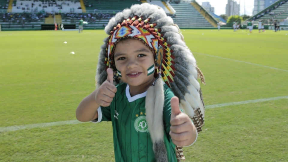 FASE DE GRUPO: Chapecoense, Brasil - campeã da Sul-Americana