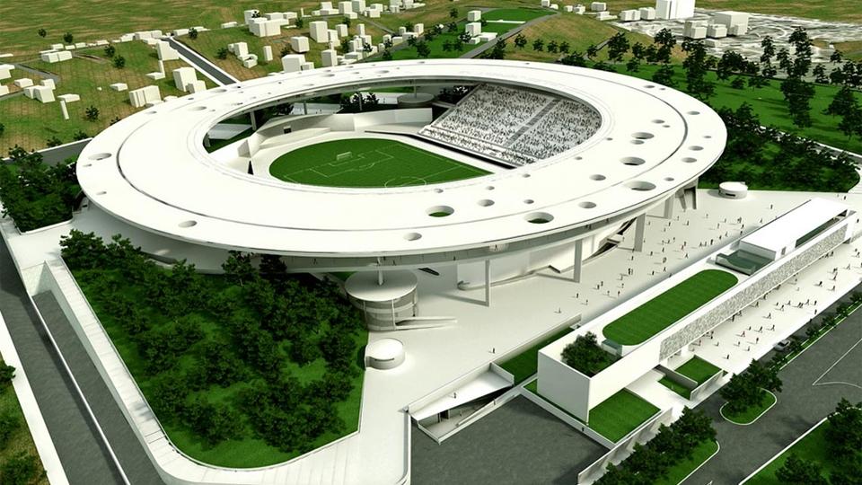 CAMARÕES - Estádio Kléber Andrade, em Cariacica (treinos), e Hotel Sheraton (hospedagem), em Vitória, no Espírito Santo