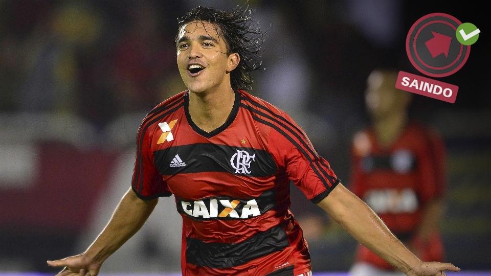 Empréstimo de Marcelo Moreno terminou, e Flamengo preferiu não exercer direito de compra. Atacante volta ao Grêmio