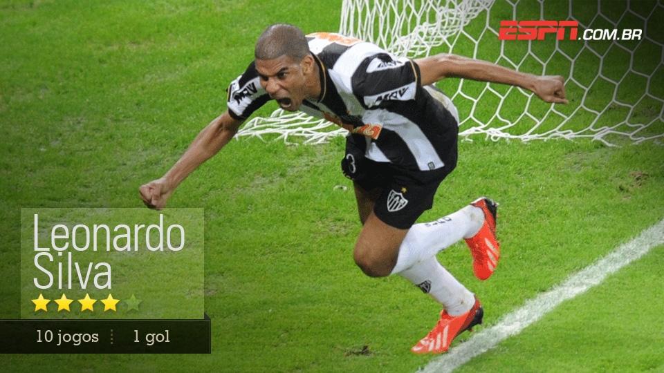 Jogou no sacrifício contra o Newell's e fez o gol que garantiu a prorrogação na decisão