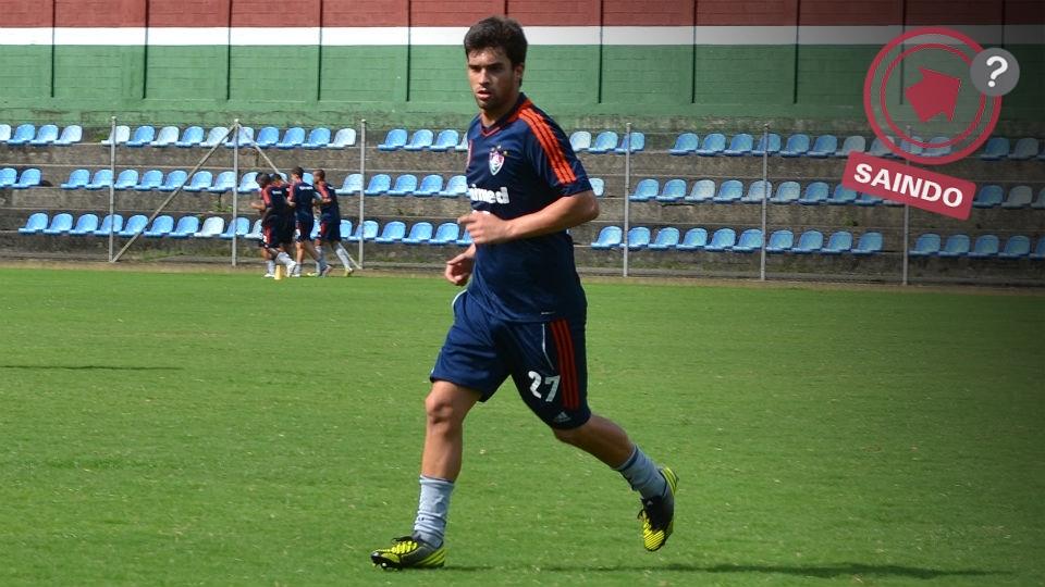 Fábio Braga recebeu sondagens no início do ano e, em meio a reformulação do elenco do Fluminense, pode sair