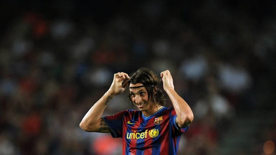 """""""Tinha a impressão de que o Barcelona era como voltar ao Ajax, como voltar à escola. Nenhum dos garotos atuava como estrela, o que era estranho..."""