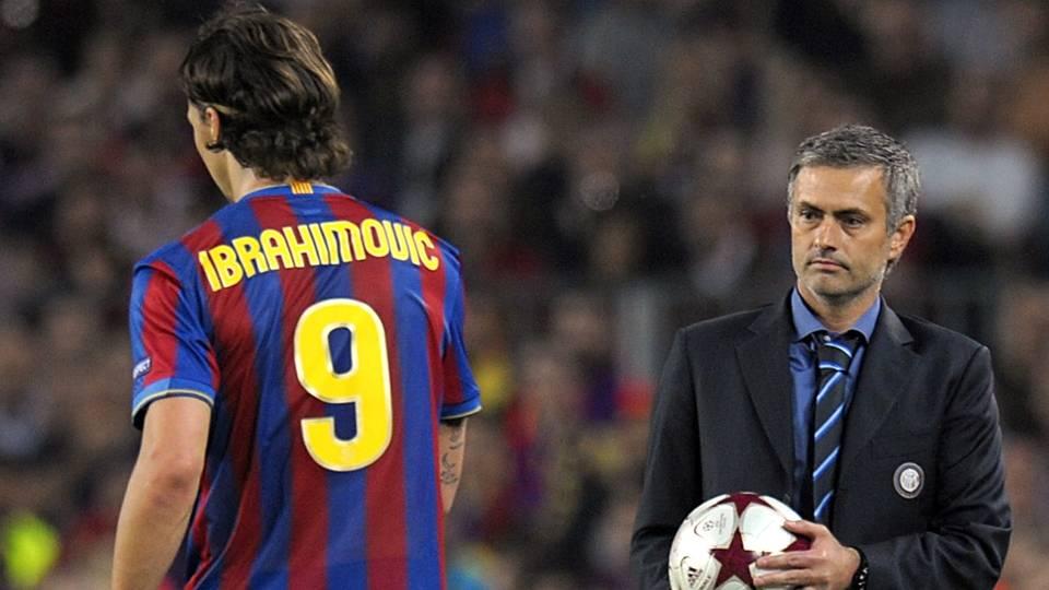 """""""Se Mourinho ilumina uma sala, Guardiola fecha as cortinas. Eu morreria por Mourinho, mas Guardiola é um covarde"""""""