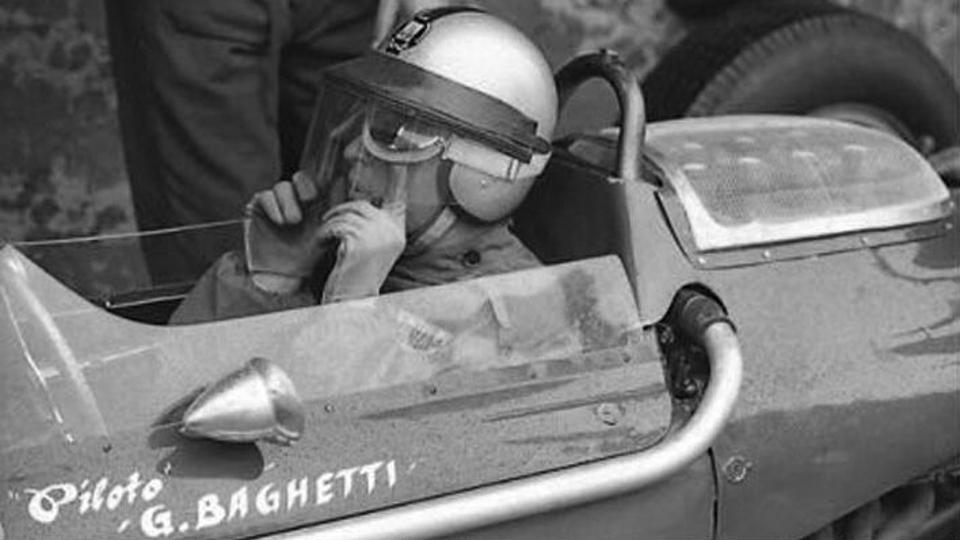 Na Fórmula 1, uma zebra pouco lembrada: o italiano Giancarlo Baghetti estreou no GP da França de 1961... E venceu a corrida