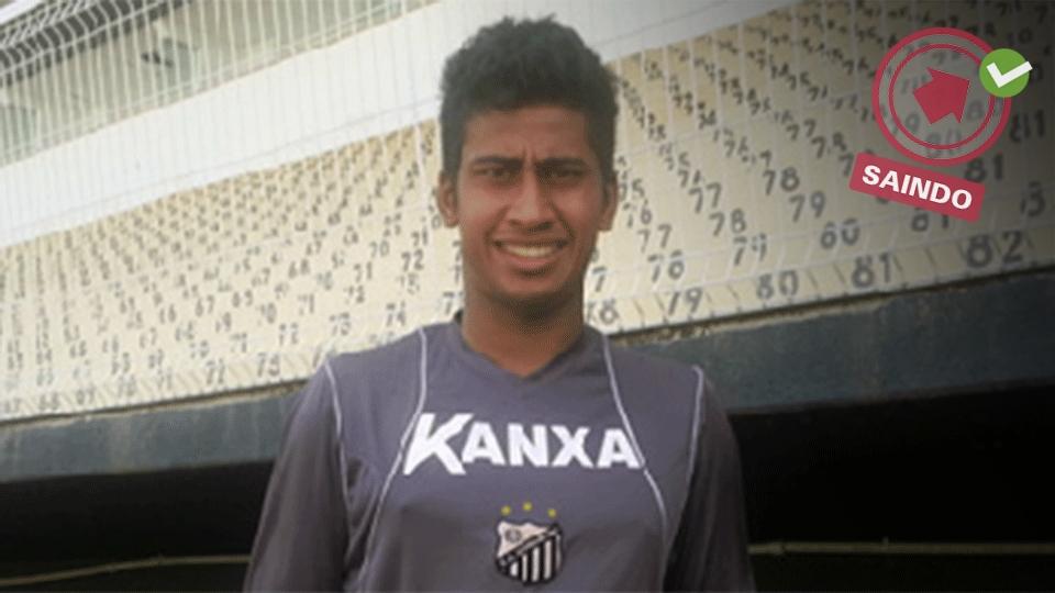 Lateral-esquerdo Denner foi emprestado pelo Corinthians ao Bragantino até o fim de 2014