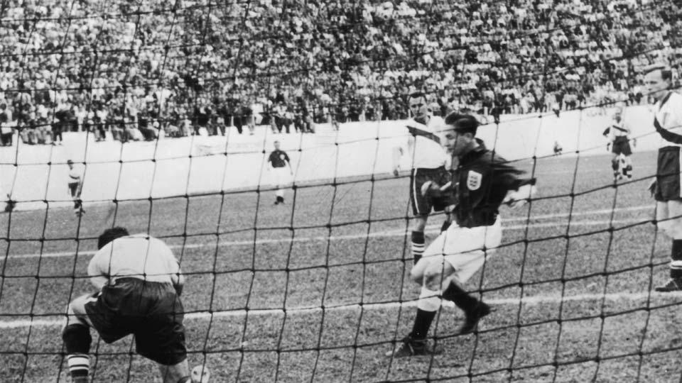 O futebol também é pródigo em zebras: uma das maiores foi na Copa de 1950, quando os Estados Unidos venceram a Inglaterra por 1 x 0