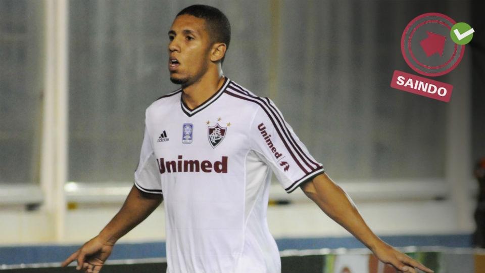 Samuel foi emprestado ao Los Angeles Galaxy por uma temporada