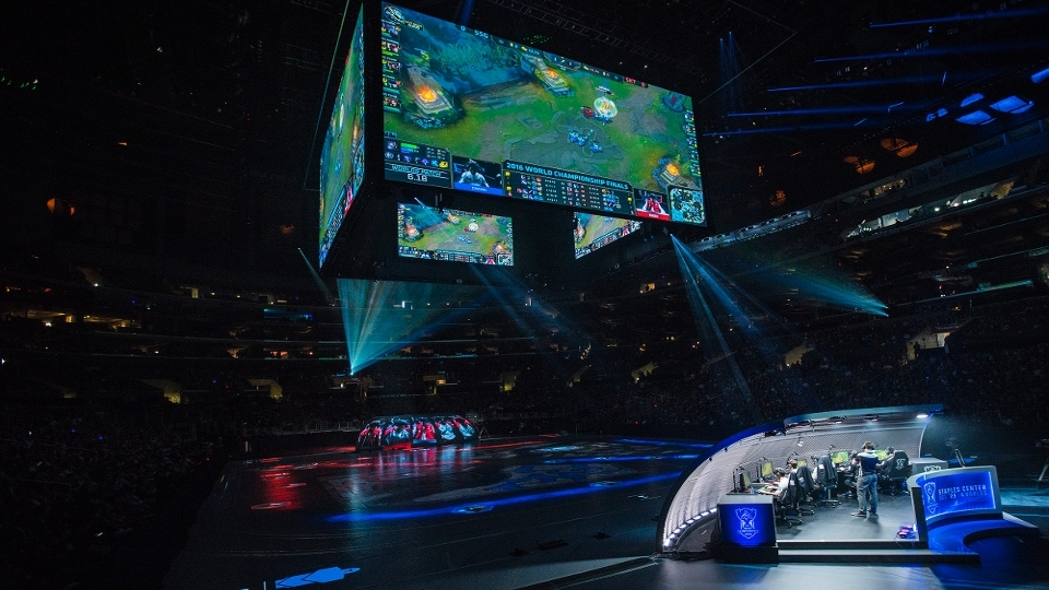 A Grande Final de League of Legends reuniu a SKT e a Samsung Galaxy, os dois principais times da Coreia do Sul