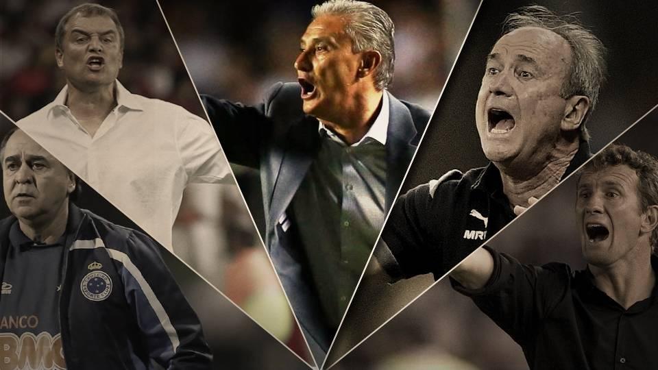 Estão definidos os 16 times que disputarão as oitavas de final da Copa Libertadores. Entre eles, apenas o técnico corintiano já conquistou o título