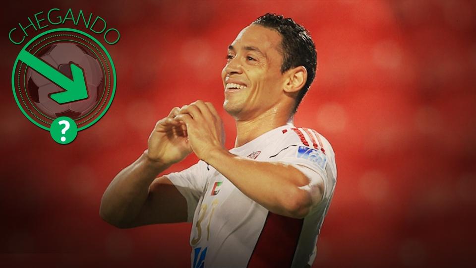Ricardo Oliveira (A), sem clube