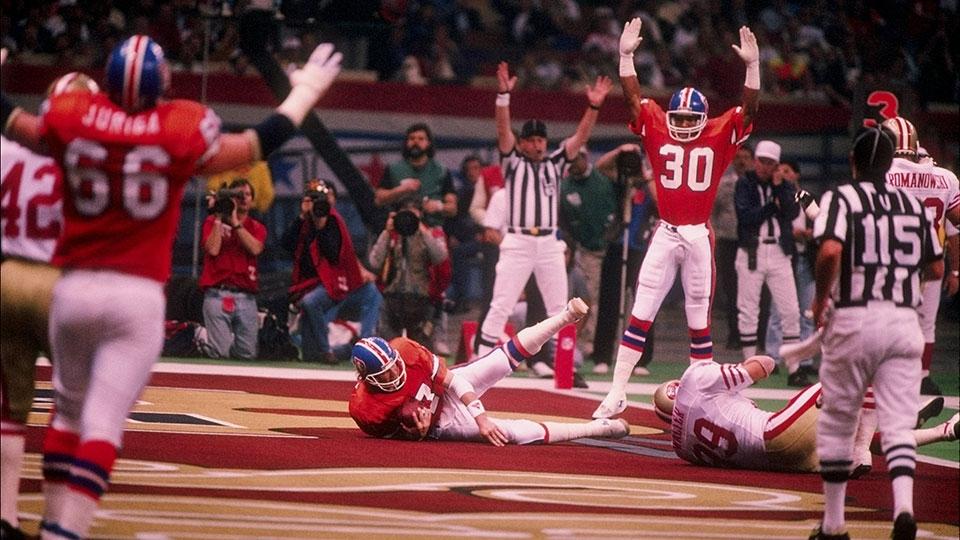 bc99e10060 Joe Montana amarelão  Dinastia dos Bills  A bizarra NFL com os ...