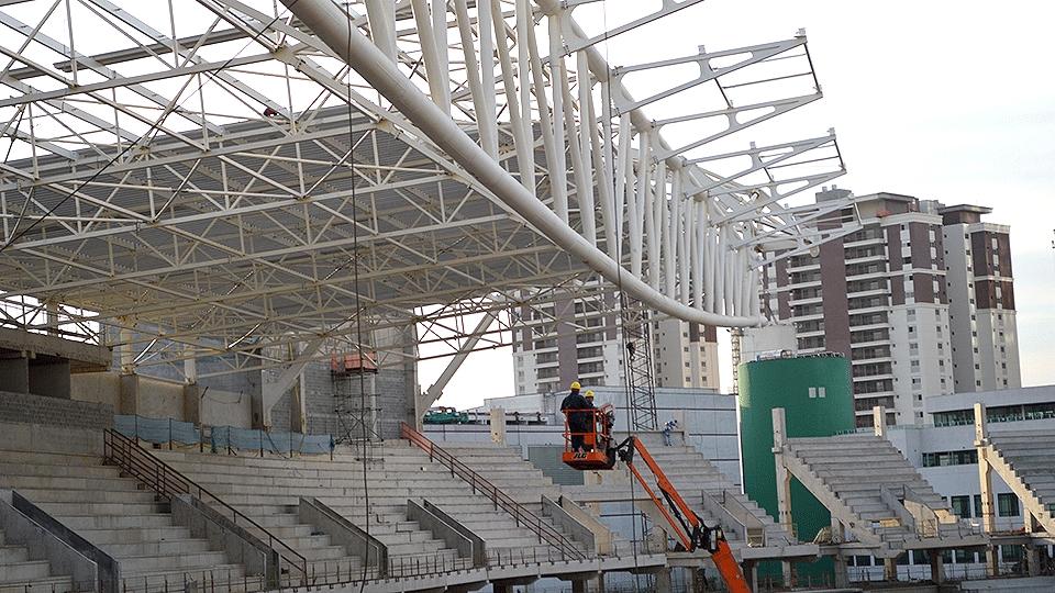 Estádio deve custar R$ 500 milhões