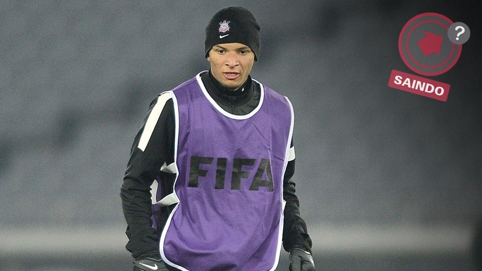 Campeão mundial em 2012, William Arão retorna de empréstimo da Portuguesa, mas não deve permanecer
