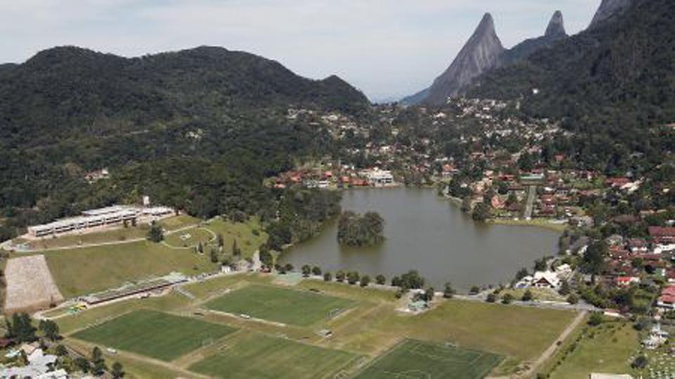 BRASIL - Granja Comary, em Teresópolis, no Rio de Janeiro