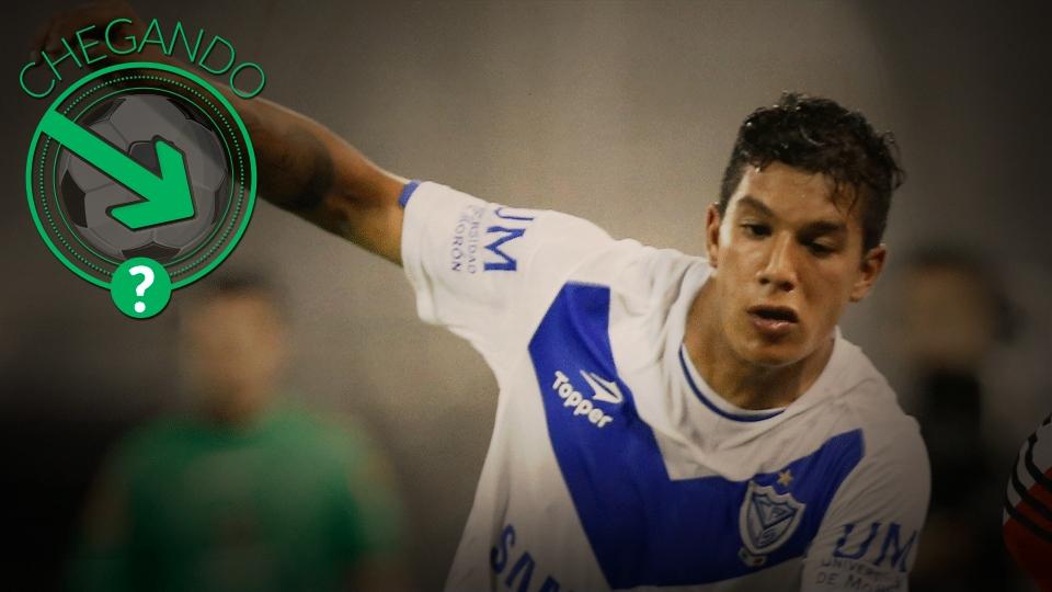 Lucas Romero (V), Vélez Sarsfield