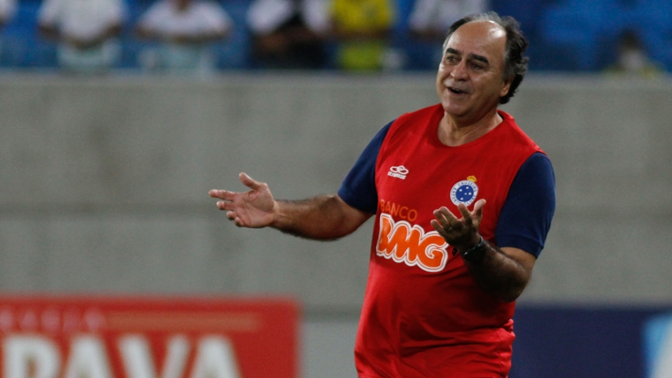 4 - Marcelo Oliveira (Cruzeiro) - R$ 450 mil por mês / R$  5.850 por ano