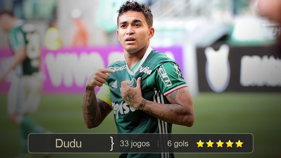 Intenso. Maluco. Decisivo. Um dos melhores jogadores do Brasileiro, foi o líder de assistências e ainda fez gols importantíssimos