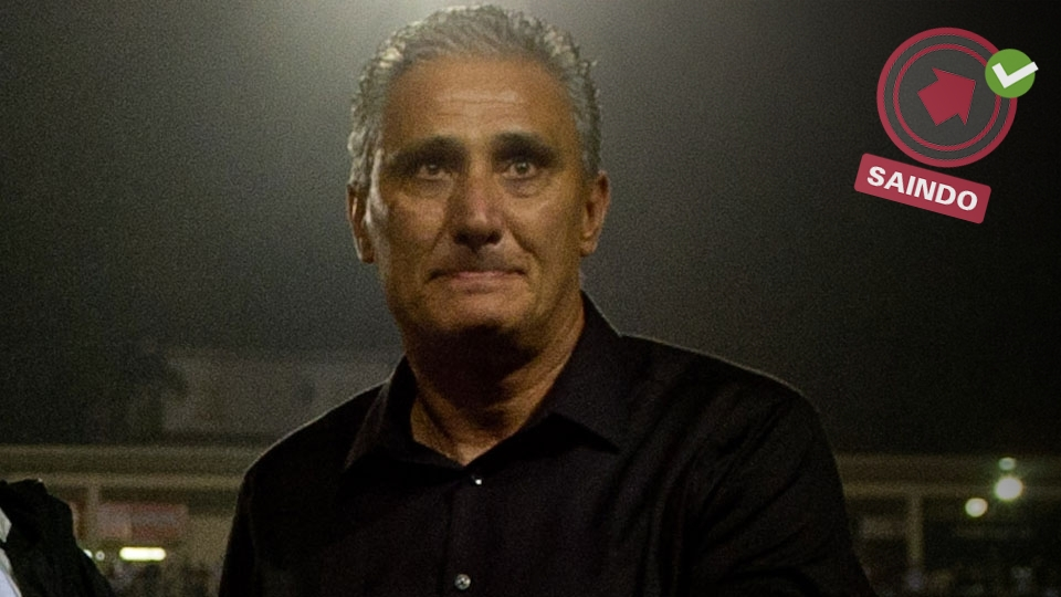 Tite já fez as malas e se despediu do Corinthians no último domingo