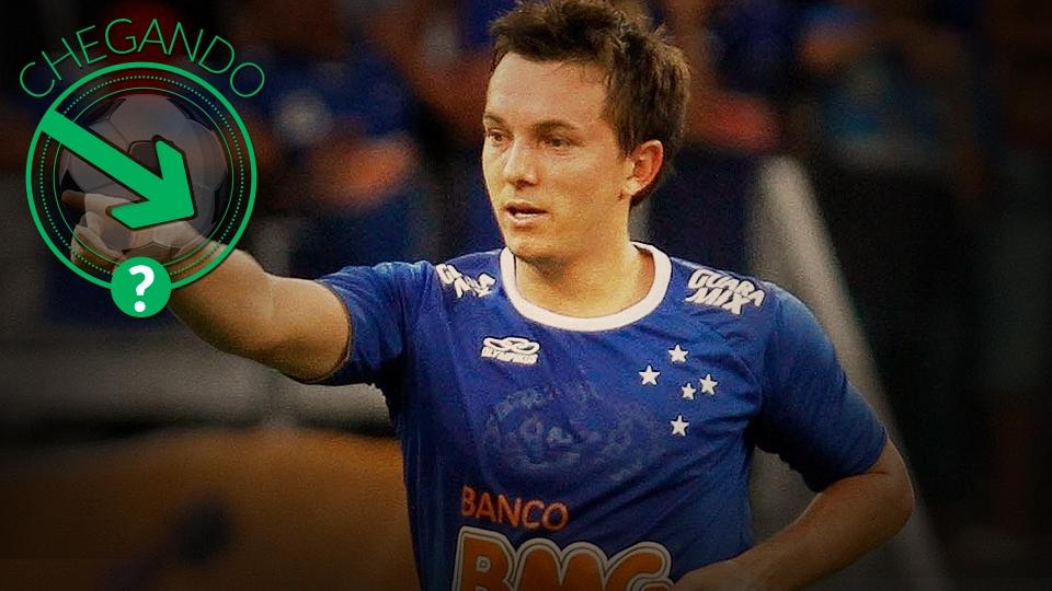 Dagoberto (A), Cruzeiro