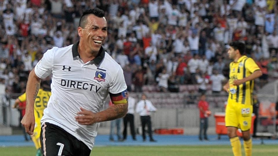 2ª FASE PRÉVIA: Colo-Colo, Chile - campeão da Copa do Chile