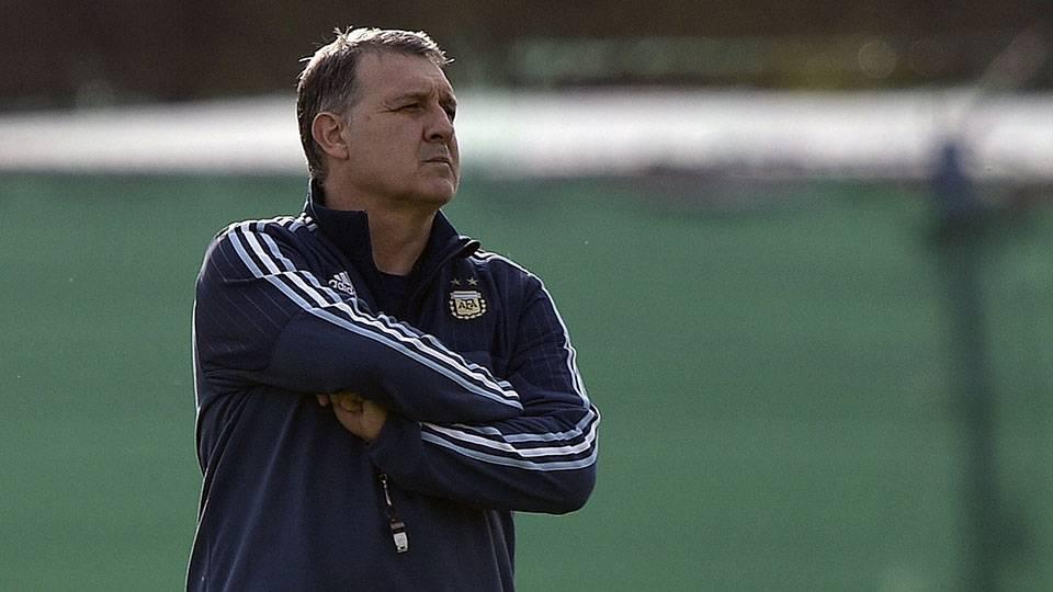 ARGENTINA: Gerardo Martino (52 anos, argentino) - Substitui o vice-campeão mundial Alejandro Sabella e busca a 1ª Copa América de seu país desde 1993