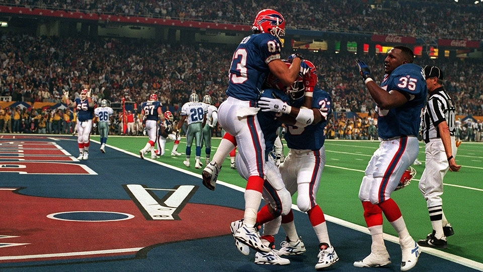 9c5994573a Buffalo termina o tour contra a NFC East e consagra-se como o maior time da  história da NFL