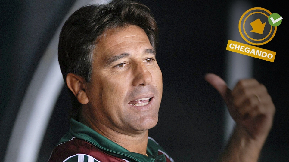 Renato Gaúcho retorna ao Fluminense e comandará a equipe em 2014