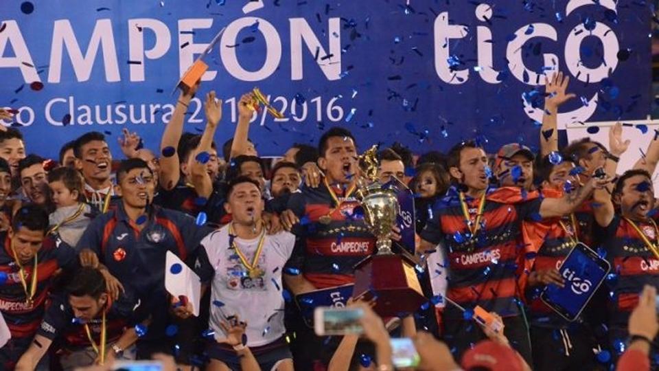 FASE DE GRUPOS: Jorge Wilstermann, Bolívia - campeão do Clausura boloviano