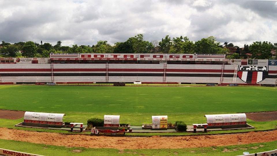 FRANÇA - Hotel JP (hospedagem) e Estádio Santa Cruz (treinos), em Ribeirão Preto, interior de São Paulo