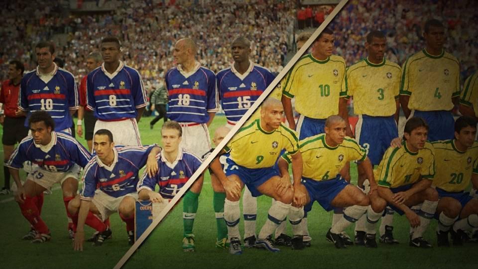 Brasil e França se enfrentam em amistoso nesta quinta, no Stade de France, o mesmo palco da final da Copa-1998