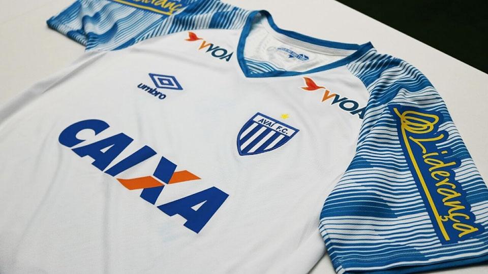 Novas camisas do Avaí para 2017