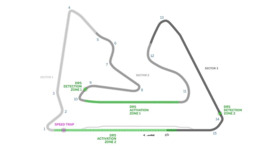 Os traçados, vencedores e voltas mais rápidas: conheça todos os 20 circuitos de 2017 na F-1