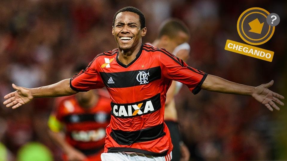 Antigo ídolo da torcida, Elias se firmou no Flamengo, mas pertence ao Sporting, de Portugal, e pode ser uma surpresa no Corinthians. Preço assusta