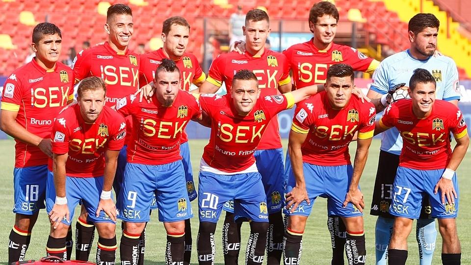 2ª FASE PRÉVIA: Unión Española, Chile - vencedor dos playoffs chilenos pré-Libertadores