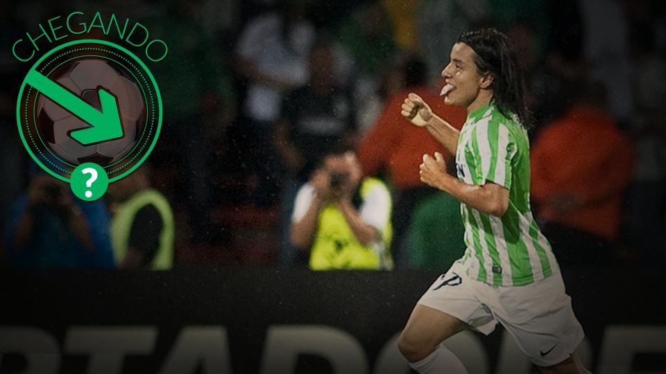 Cárdenas (M), Atlético Nacional (COL)