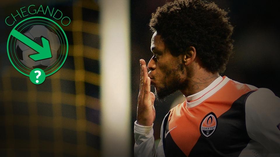 Luiz Adriano (A), Shakhtar Donetsk