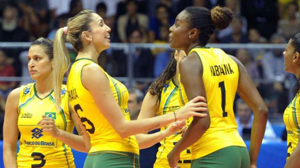 Jogadoras como Fabiana, Thaísa e Fernanda Garay nem haviam nascido