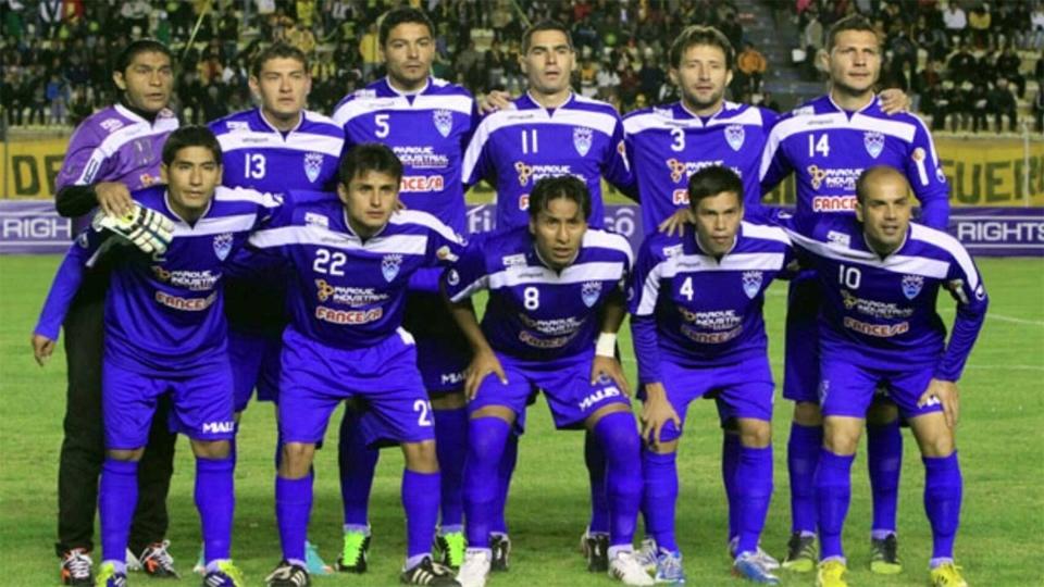 FASE DE GRUPOS: Sport Boys, Bolívia - campeão do Apertura boliviano